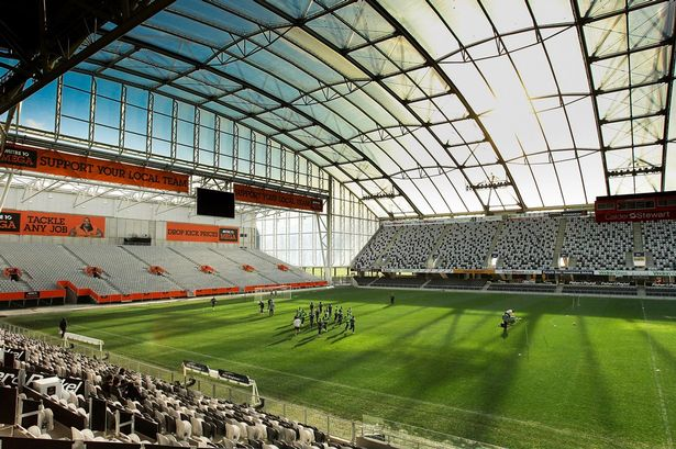 FORSYTH BARR STADIUM TO HOST D1NZ DRIFTING CHAMPS; DEC 2016