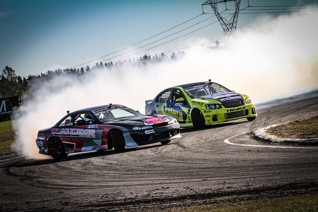 PUKEKOHE TO HOST DEMON ENERGY D1NZ DRIFTING EXTRAVAGANZA ON ANZAC WEEKEND