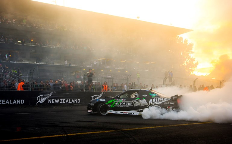 WHITTAKER WINS DEMON ENERGY D1NZ PRO CHAMPIONSHIP 2016